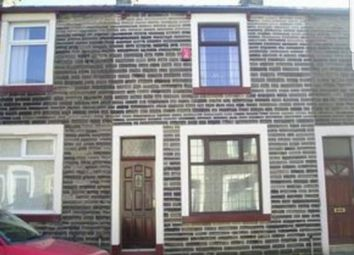 Thumbnail 2 bed terraced house for sale in Redvers Street, Burnley, Lancashire