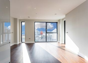 Thumbnail 1 bed flat for sale in Silvocea Way, Canning Town