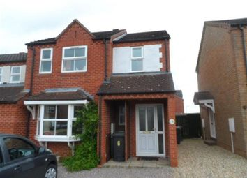 Thumbnail 3 bedroom town house to rent in Megs Lane, Navenby, Lincoln