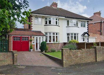 Thumbnail 3 bedroom semi-detached house for sale in Kennington Road, Wolverhampton