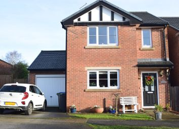 Thumbnail 4 bed detached house for sale in Canterbury Terrace, Wirksworth, Matlock