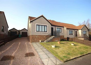 Thumbnail 2 bedroom semi-detached bungalow for sale in 17, Holly Park, Cupar, Fife