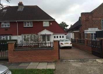 Thumbnail 5 bed semi-detached house for sale in Firs Drive, Cranford, Hounlsow