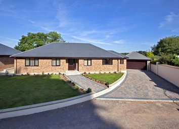 Thumbnail 4 bedroom detached bungalow for sale in Ashleigh Park, Bampton, Tiverton