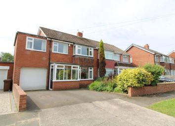 4 bed semi-detached house for sale in Ingleton Drive, Throckley, Newcastle Upon Tyne NE15