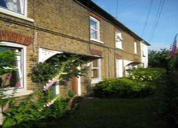 Thumbnail 2 bedroom terraced house to rent in Church Road, Oare, Faversham