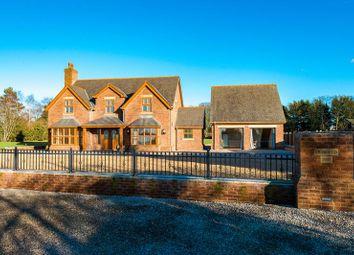 Thumbnail 5 bed detached house for sale in Railway View, Croston, Leyland