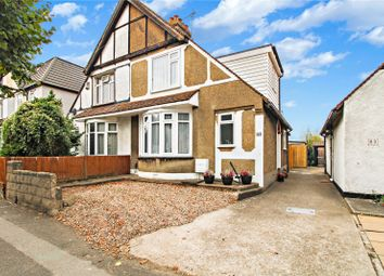 Thumbnail 2 bed semi-detached house for sale in Twydall Lane, Gillingham, Kent