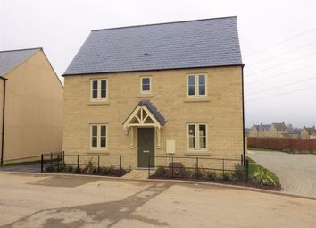 Thumbnail 3 bed detached house to rent in Gardner Way, Cirencester