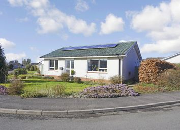 Thumbnail 3 bed detached bungalow for sale in Abbey Gardens, Coupar Angus, Blairgowrie
