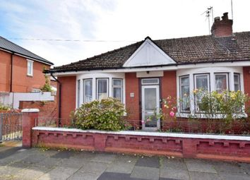 Thumbnail 2 bed semi-detached bungalow for sale in Caledonian Avenue, Blackpool