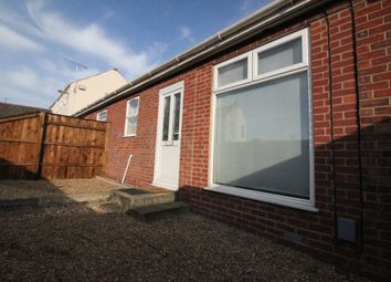 Thumbnail 1 bed detached bungalow to rent in The Courtyard, Norwich