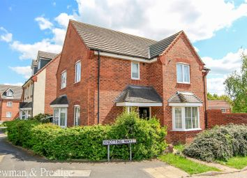 Thumbnail 4 bed detached house for sale in Knotting Way, Coventry