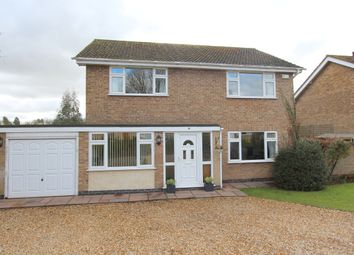 Thumbnail 4 bed detached house for sale in Willoughby Drive, Empingham, Oakham