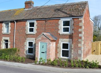 Thumbnail 3 bed cottage for sale in Sells Green, Seend, Melksham