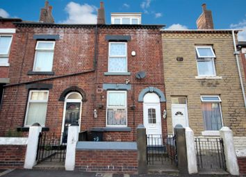 Thumbnail 3 bed terraced house to rent in Clipstone Road, Sheffield