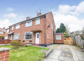 Thumbnail 3 bed semi-detached house for sale in Edmund Road, Spondon, Derby, Derbyshire