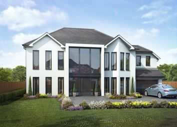Thumbnail 5 bed detached house for sale in Contemporary Living, Hill Brow, Bickley, Bromley