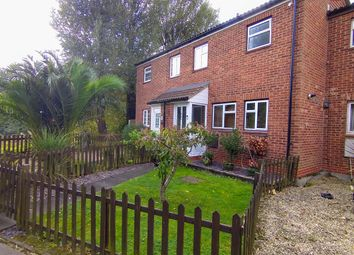 Thumbnail Terraced house to rent in Kingfisher Close, Thamesmead, London