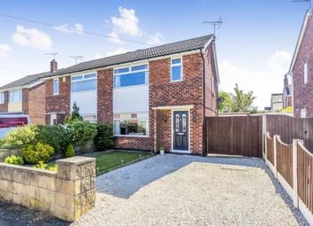 Thumbnail 3 bed semi-detached house for sale in Dorric Way, Crewe, Cheshire