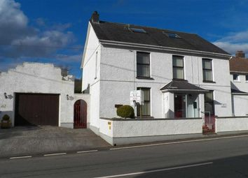 Thumbnail 4 bed detached house for sale in Brechfa, Carmarthen