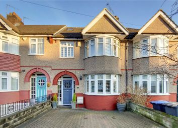 Thumbnail 4 bed terraced house for sale in Dimsdale Drive, Kingsbury