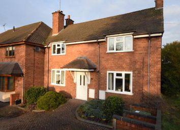 Thumbnail 2 bed property for sale in Attlee Crescent, Rugeley