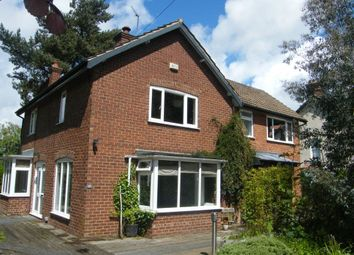 Thumbnail 4 bedroom detached house to rent in Heslington Lane, York, North Yorkshire