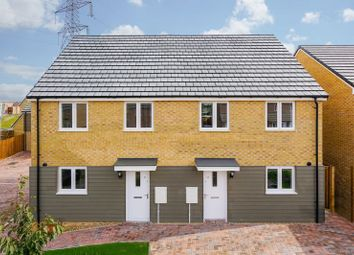Thumbnail 4 bed semi-detached house for sale in Puffin Place, Leighton Buzzard