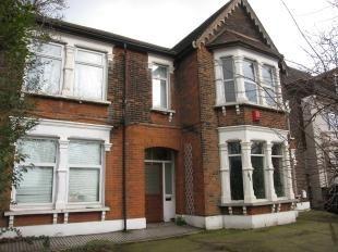 Thumbnail 1 bedroom flat to rent in Aldersbrook Road, London