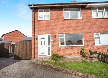Thumbnail 3 bed property to rent in Dean Park, Nomans Heath, Malpas