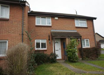 Thumbnail 2 bed terraced house for sale in Greenwich Gardens, Newport Pagnell, Milton Keynes