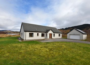 Thumbnail 4 bed detached bungalow for sale in East Kames, Kilmelford