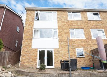 Thumbnail 4 bed semi-detached house for sale in Haymoor Road, Poole