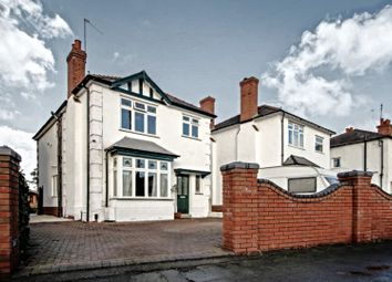 Thumbnail 4 bed detached house for sale in Hurcott Road, Kidderminster