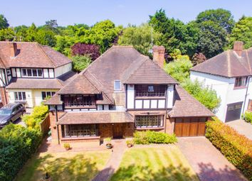 Thumbnail 4 bed detached house for sale in Woodland Close, Woodford Green