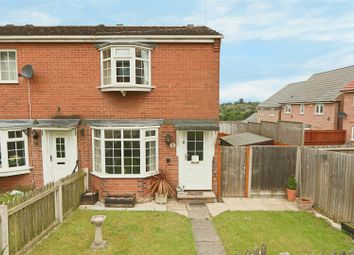 Thumbnail 2 bed town house for sale in Crawford Rise, Arnold, Nottingham
