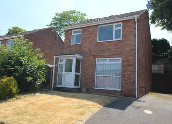 Thumbnail 3 bed detached house for sale in Field Rise, Burton-On-Trent