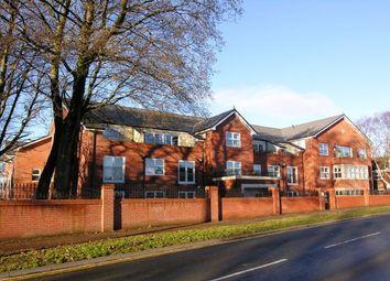Thumbnail 3 bed flat for sale in South Facing Penthouse, 13 Queensway Lodge, Poulton-Le-Fylde Lancs