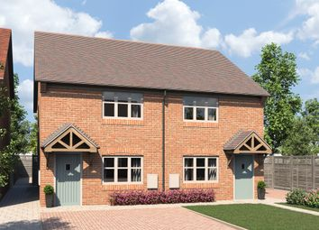 Thumbnail 3 bed end terrace house for sale in Warwick Road, Kibworth