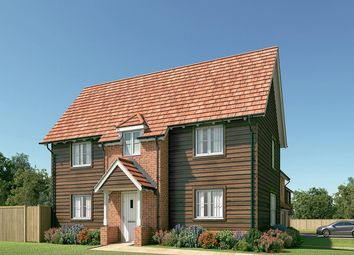 Thumbnail 3 bed semi-detached house for sale in West End Lane, West Sussex
