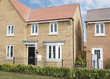 "Thumbnail 3 bedroom end terrace house for sale in ""Archford"" at Herten Way, Doncaster"