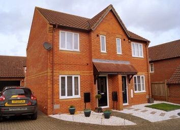 Thumbnail 2 bed property to rent in Shenley Brook End, Milton Keynes