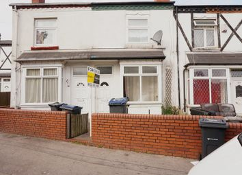 Thumbnail 2 bedroom terraced house to rent in Bacchus Road, Hockley, Birmingham