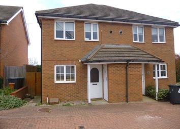 Thumbnail 2 bed semi-detached house to rent in Eversleigh Rise, Whitstable