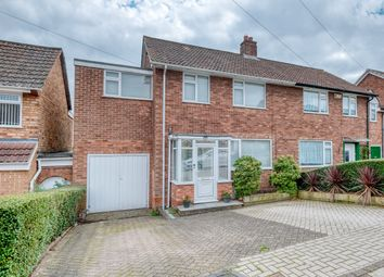 Thumbnail Semi-detached house for sale in Long Mynd Road, Northfield