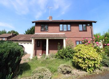 Thumbnail 5 bed detached house to rent in Stoneleigh Close, Luton