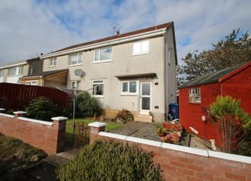 Thumbnail 3 bed semi-detached house for sale in Adams Walk, Irvine, North Ayrshire