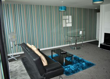 Thumbnail 1 bedroom flat to rent in Chelsea House, Witan Gate, Milton Keynes