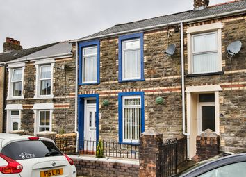 Thumbnail 3 bedroom terraced house for sale in James Street, Tredegar